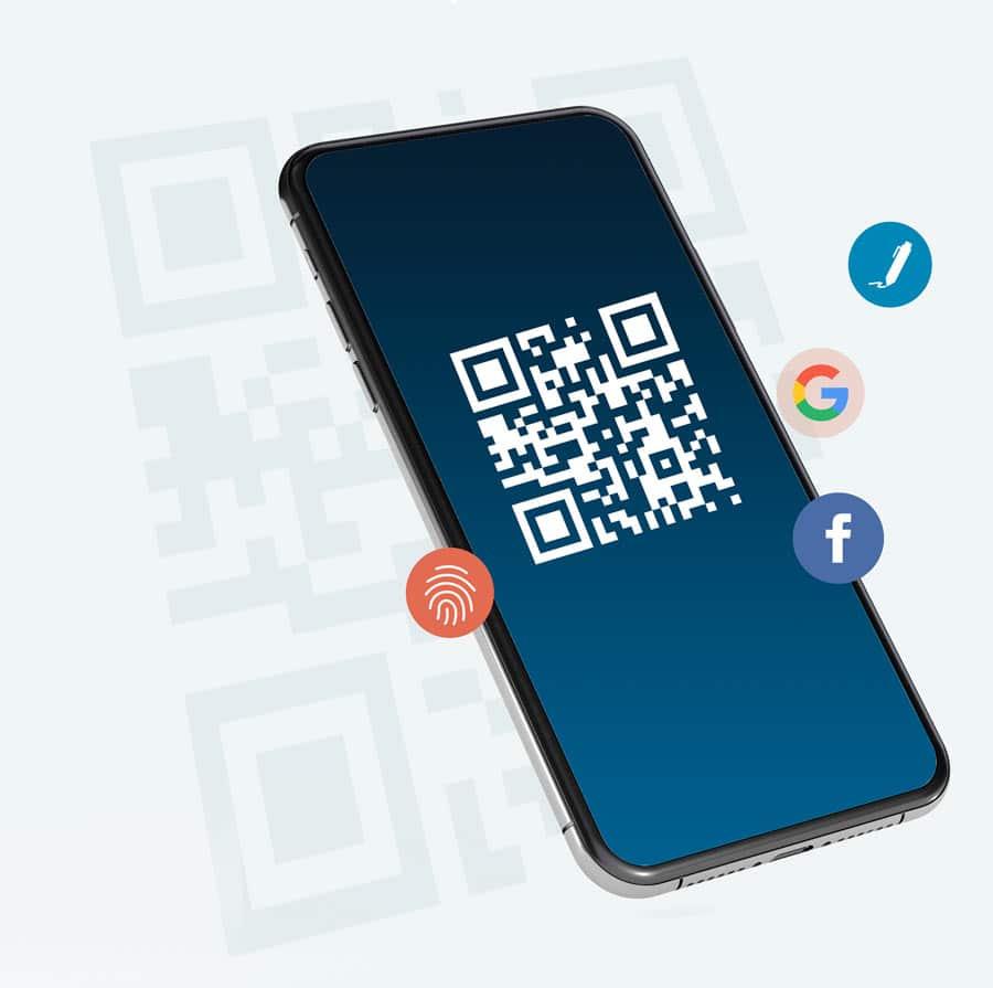 solution-identification-QRcode